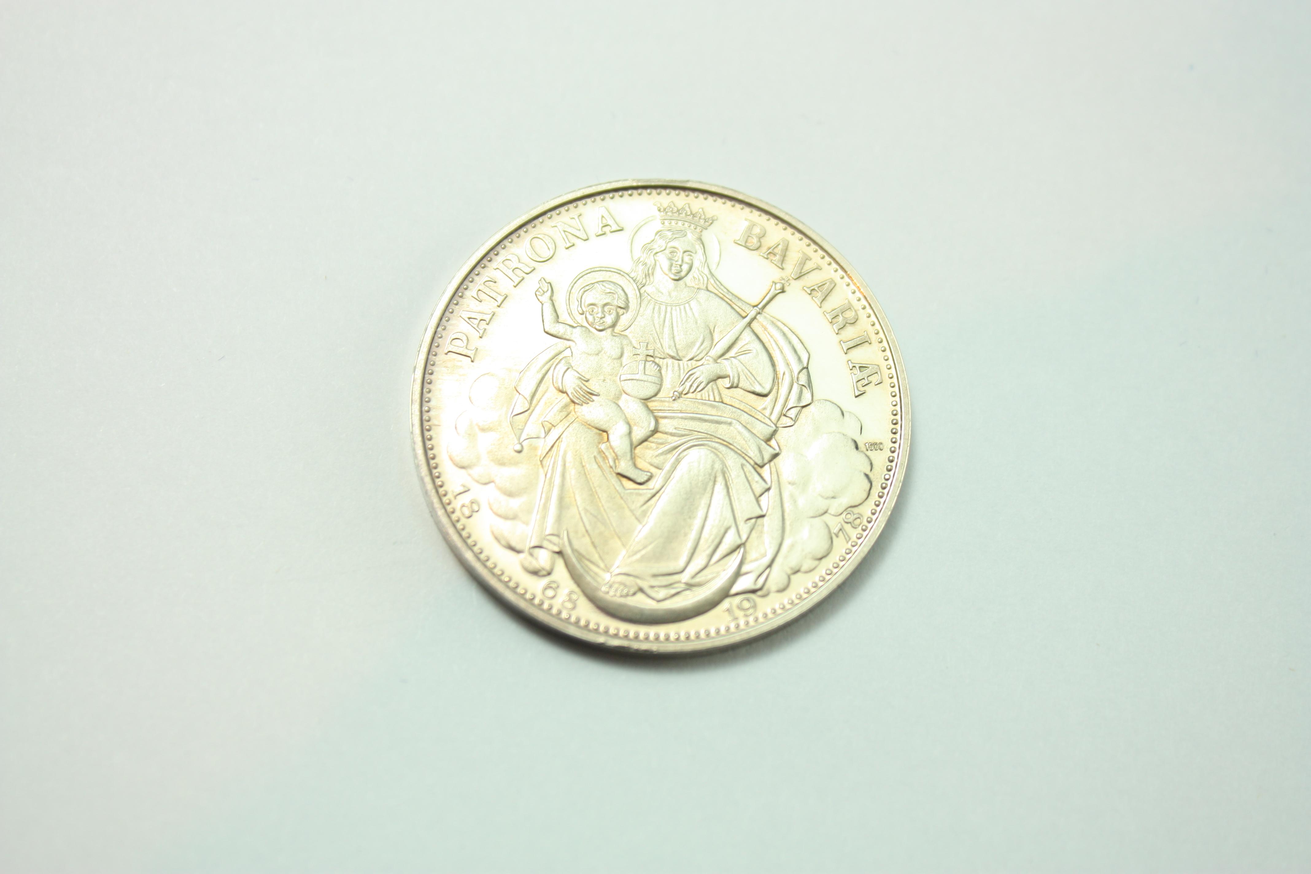 Patrona Bavariae ι Die Orden Und Ehrenzeichen Unserer Republik
